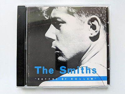 The Smiths ‎- Hatful of Hollow - cd - 1984 Warner Music UK Ltd - Made in Germany