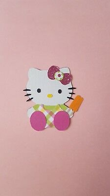 Hello Kitty - Popsicle - Paper Piecing - Sweets Collection - bc-1  FREE SHIPPING