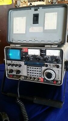 IFR FM/AM - 1200S Service Monitor S/N 10567 - w/ Accessories -