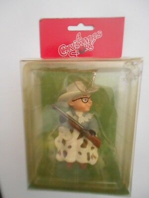 2005 Dept 56 A Christmas Story Cowboy Ralphie Ornament New N Package Retired