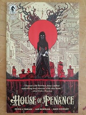 House of Penance #1 NM/MINT First Print Dark Horse