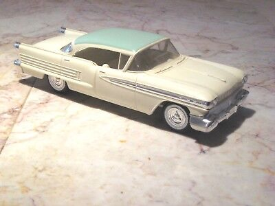 1958 Oldsmobile 98, Re-Release By Johan
