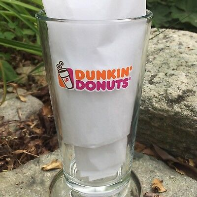 DUNKIN DONUTS / HARPOON BREWERY Pint Glass