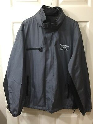 Bentley deluxe jacket ,Newport Beach,pre-owned At Very Good  Condition.