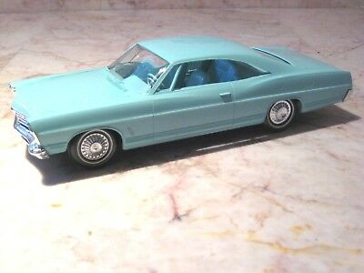 1967 Ford Galaxie 500 Friction Motor Promo