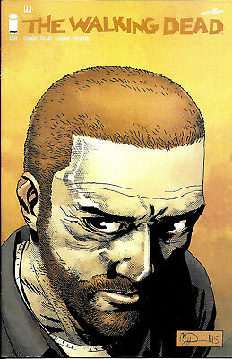 The Walking Dead 144 NM First Printing  RICK  GRIMES COVER NEGAN ZOMBIES