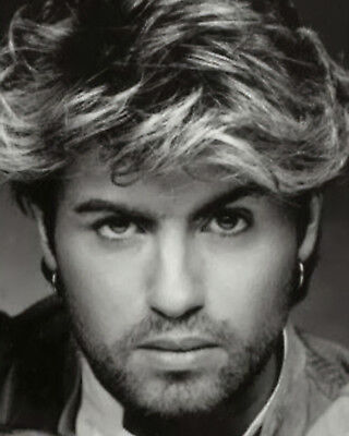 Musician: George Michael - 8x10 Celebrity Publicity Photo Print 5b