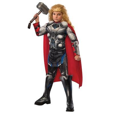 NEW Marvel Avengers 2 Age of Ultron Thor size M 8/10 Licensed Costume DEALS
