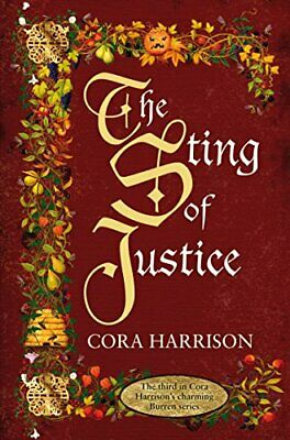 The Sting of Justice (The Burren Mysteries) by Harrison, Cora Paperback Book The