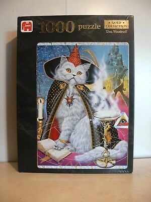 Jumbo Gold Collection Puzzle THE MAGICIAN 1000 Teile