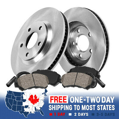 Front And Rear Brake Rotors /& Ceramic Pads For 2003 2004-2010 Porsche Cayenne