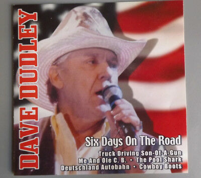 Dave Dudley Six Days on the Road