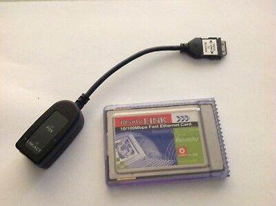 Compex Ready LINK 10/100 Fast Ethernet LinkPort/TX16A PCMCIA Adapter