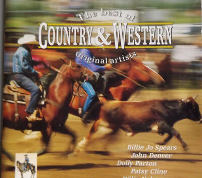 The best of Country & Western