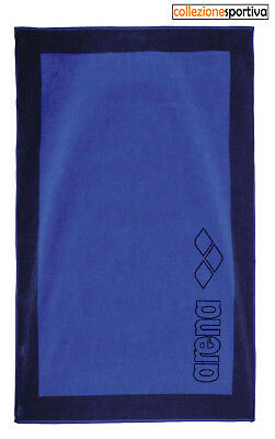 TELO MARE ARENA BIG TOWEL ASCIUGAMANO - 1B068 col. navy/royal