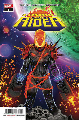 Cosmic Ghost Rider #1, First Print, Mint!