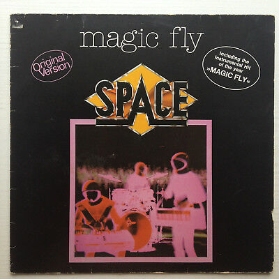 Space - Magic Fly LP Electro Disco Classic