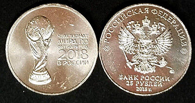 Russia 2018 World Cup Coin Memorabilia Soviet Union CCCP USSR England Semi Final