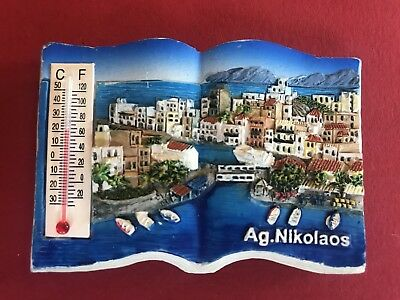 Souvenir Fridge Magnet - Greece 🇬🇷