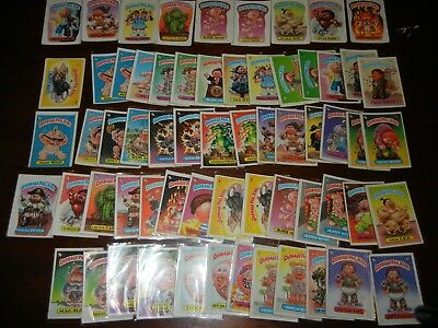 1985-86 Garbage Pail Kids Cards (500+) Original Series 2-6 Huge Lot