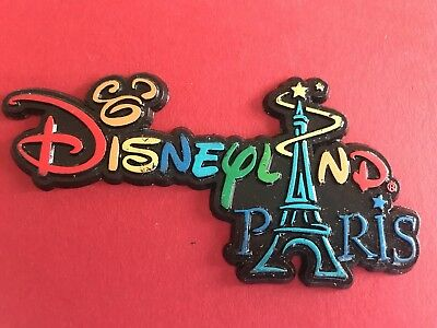 Souvenir Fridge Magnet - Disneyland Paris