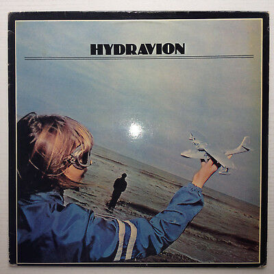 Hydravion - s/t LP French Electronic, Philippe Besombes, Heldon