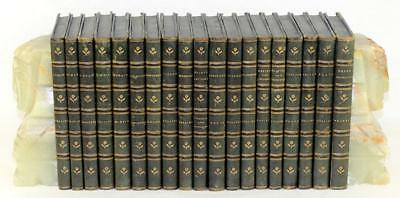 Leather Set 1870s Ancient Classics for English Readers W Lucas Collins Blackwood