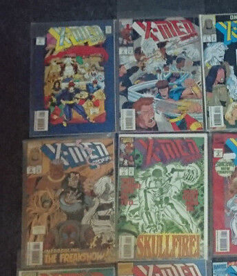 Marvel X-Men 2099 comic collection 1990's Great condition Issues #1-16, #1-10, 1