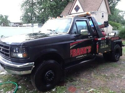 Tow Treck Wrecker FOR SALE