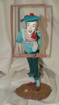 Duncan Royale MIME History of Clown Rare Collectors Edition Sculpture Figurine