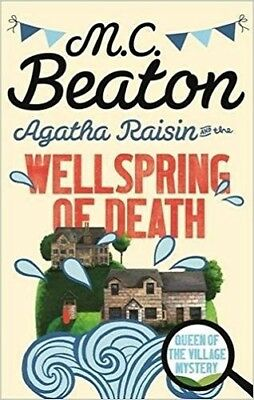 Agatha Raisin and the Wellspring of Death, Beaton, M.C., New condition, Book