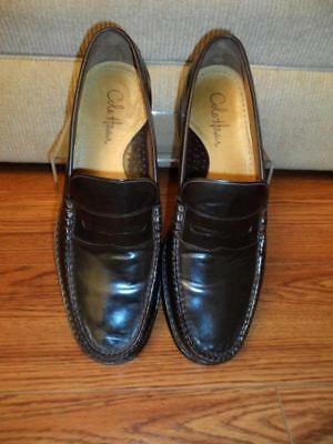 08abfffb043 COLE HAAN MEN S Fleming Penny Loafer Brown Leather Shoes Size 13 M ...