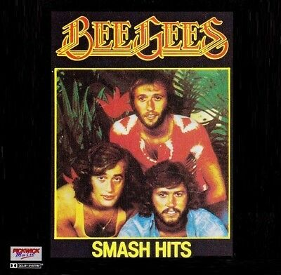 The Bee Gees:- - -  Smash Hits – 14 Track Cd, Barry Gibb, Australian Pickwick
