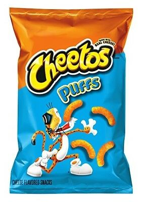 2 x Cheetos Puffs 255.1g Bag - USA