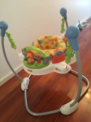 Fisher Price Baby Jumperoo & Valco Bouncer