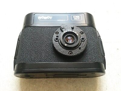 Top Rare & Most Expensive Berning Robot OS-35F Spy Camera- sold 5300 DM in 1988!