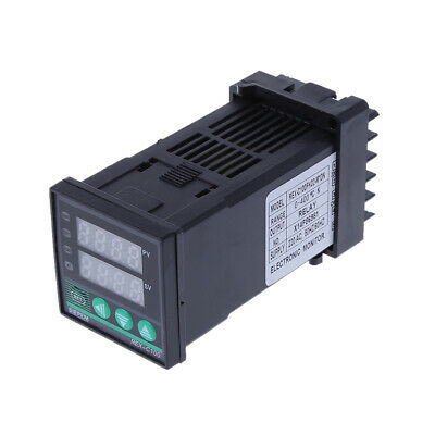 PID Digital Temperature Controller REX-C100(M) 0 To 400°C Relay Output K Types