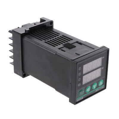 PID Digital Temperature Controllers 0 To 400°C REX-C100 K Type Input SSR Output