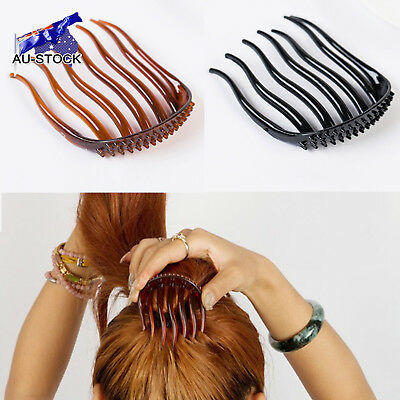 Ponytail Inserts Hair Clip Bun Maker Women Styling Clip Hair Comb Hair Accessory