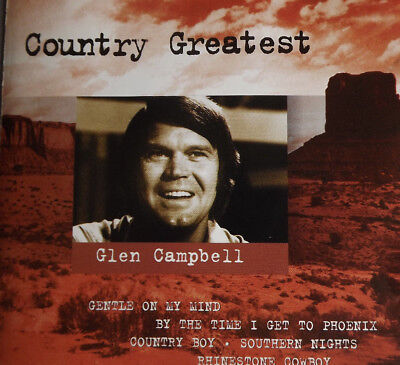 Country Greatest  Glen Campbell