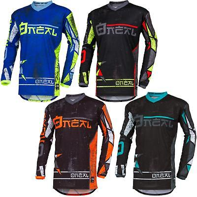 ONeal Element Zen Moto Cross MTB Jersey MX Enduro MTB DH Trikot Mountain Bike