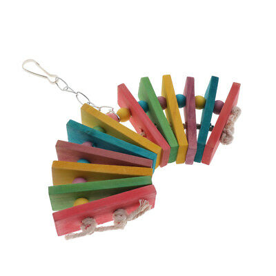 Pet Cage Exercise Toys Parrot Chewing Toy Small Animal Supplies Bird Mouse