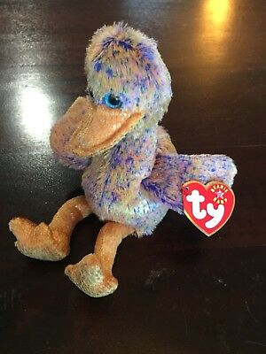 """TY Beanie Babies """"DINKY"""" the Dodo Bird - MWMTs! RETIRED! PERFECT GIFT!"""