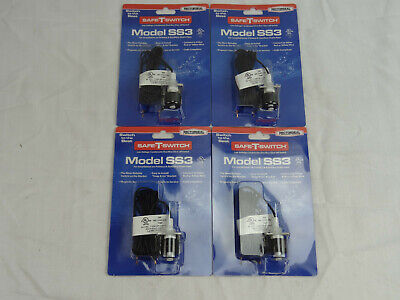 (Lot of 2) Rectorseal 97647 Safe-T-Switch SS3 Condensate Drain Pan Switch New
