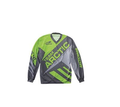 Kids Youth Team Arctic Cat Jersey Shirt S 6-8 M 10-12 L 14-16 5293-510 5293-511