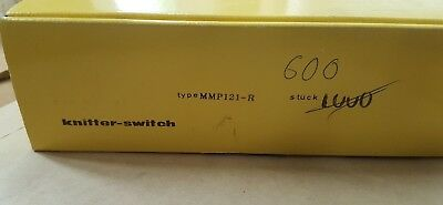 Knitter Switch Mmp121-R Slide Switch Qty: 600 ((In18S2))