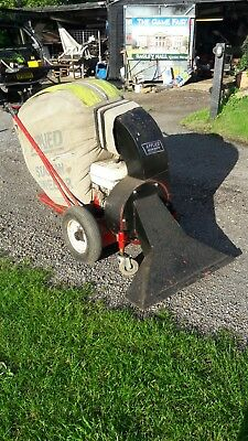 barn find applied suction sweeper