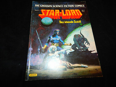 Die grossen Science-Fiction-Comics (Ehapa, 1980-1985) Band auswählen