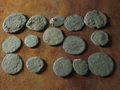 Ancient roman coins lot 42