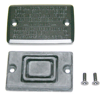 Honda Master Cylinder Cover w Diaphragm & Screws 45513-KE5-026 45520-MA5-672